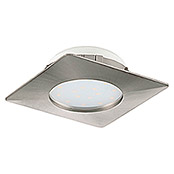 LED-EINBAUSPOT 102X102 NICKEL-M.