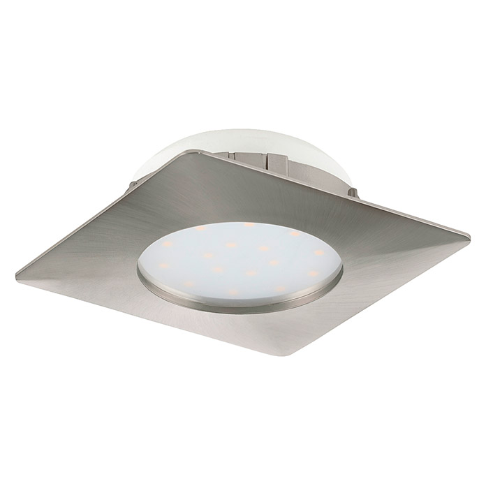 Tween Light LED-Einbauleuchte  (Nickel matt)