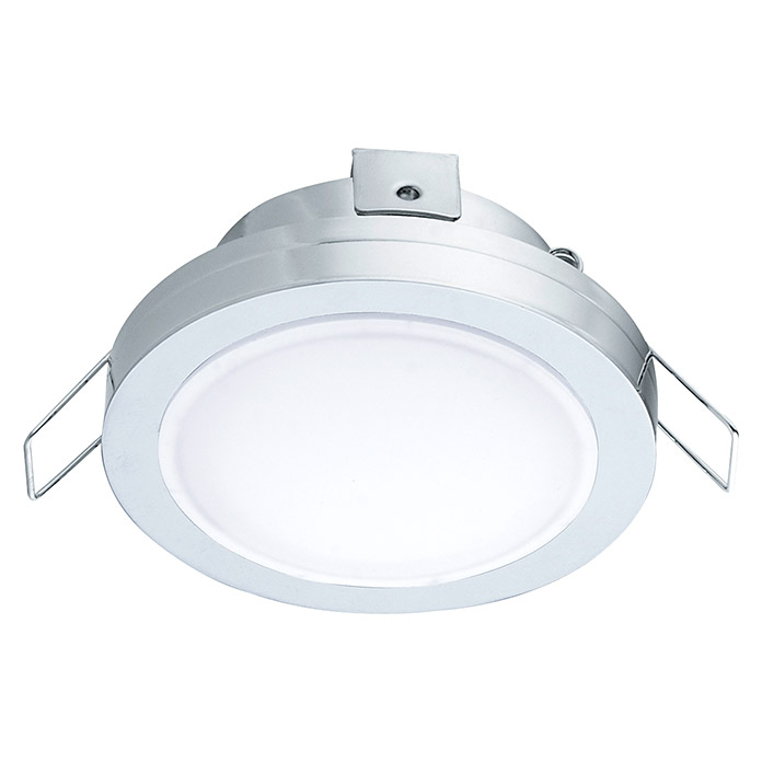 Tween Light LED-Einbauleuchte  (Chrom)