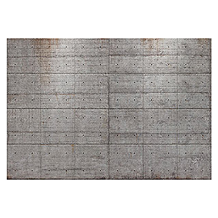 Komar Imagine Edition 3 - Stories Fototapete Concrete blocks (8-tlg., 368 x 245 cm, Papier)
