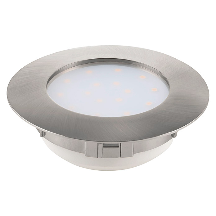 LED-EINBAUSPOT Ø102NICKEL-M.