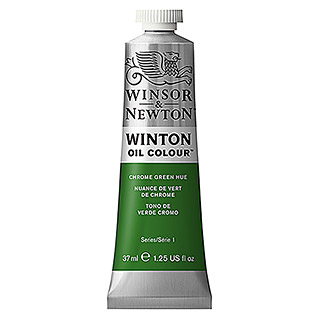 Winsor & Newton Winton Ölfarbe (Chromgrün, 37 ml, Tube)