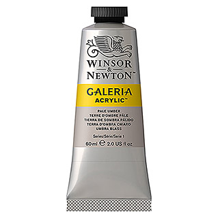 Winsor & Newton Galeria Acrylfarbe  (Umbra blass, 60 ml)
