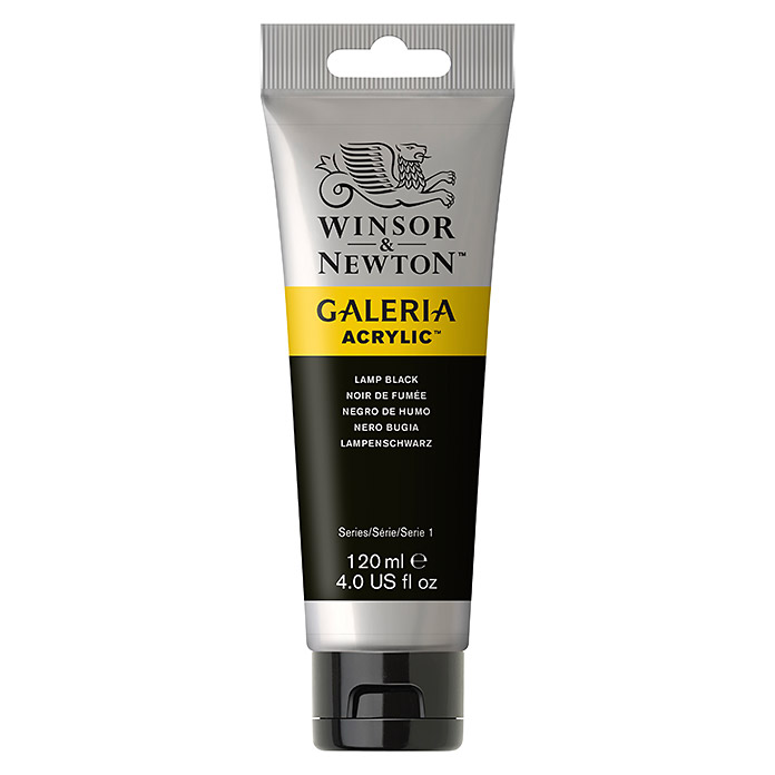 GALERIA LAMP BLACK  120ml