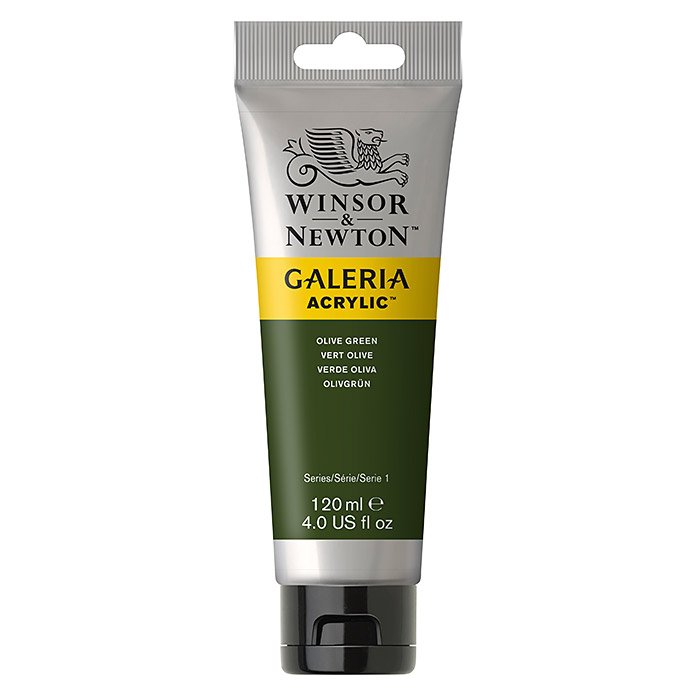 GALERIA OLIVE GREEN 120ml