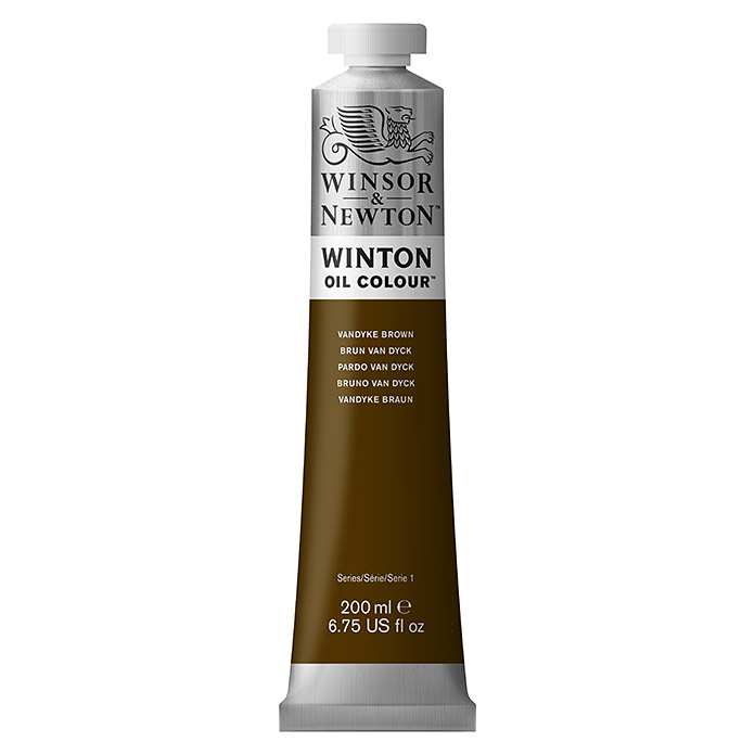 WINTON 200ml VANDYKEBROWN