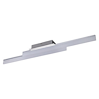 Tween Light LED-Deckenleuchte Carbini (2 x 12 W, Warmweiß, Chrom)