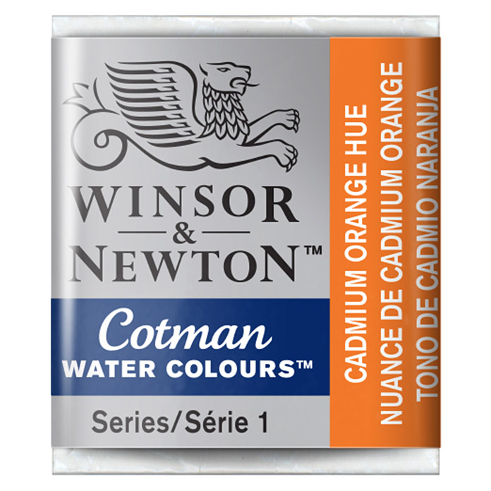 COTMAN H/PAN CAD.   ORANGE (AZO)