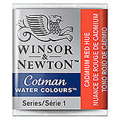 COTMAN H/PAN CADMIUMRED HUE