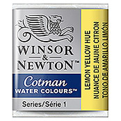 COTMAN H/PAN LEMON  YELLOW HUE