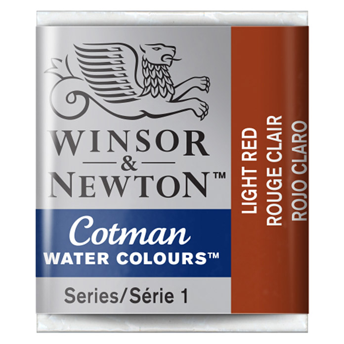 COTMAN H/PAN LIGHT  RED