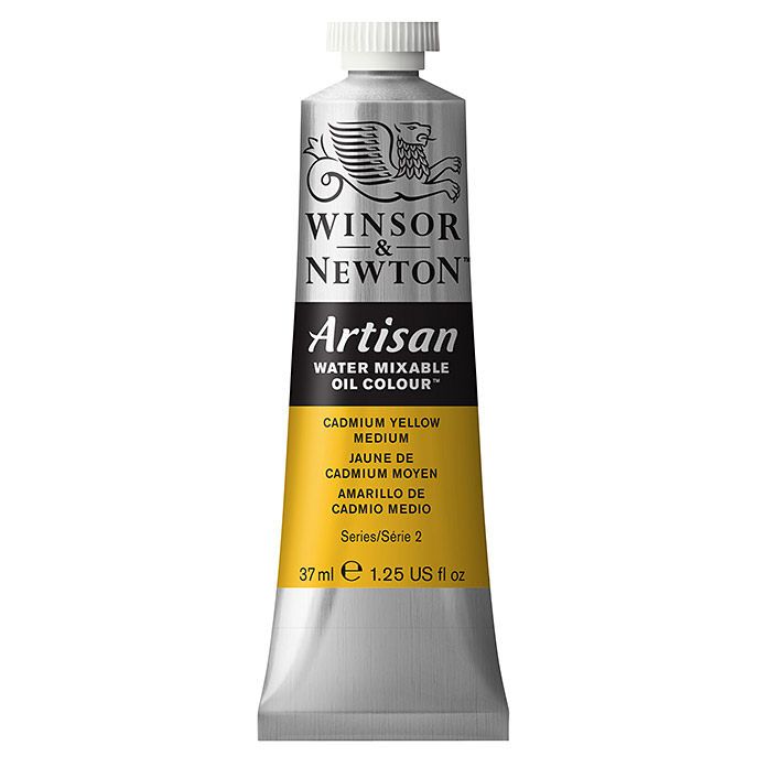 ARTISAN 37 ml CAD   YELLOW MED.