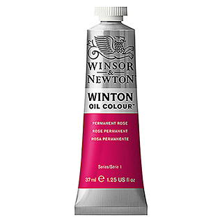 Winsor & Newton Winton Ölfarbe  (Permanentrosa, 37 ml)
