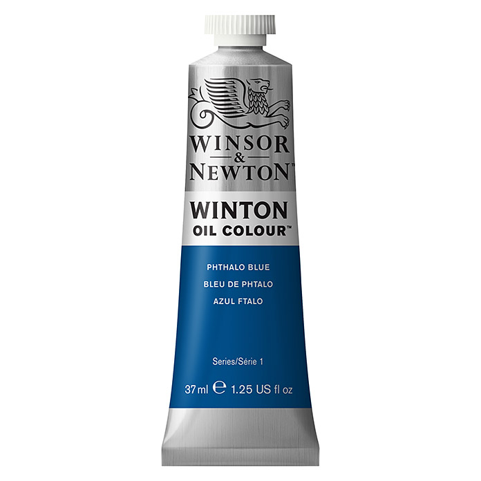 WINTON PHTHALO BLAU 37ml
