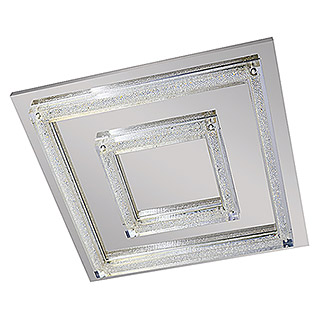 Tween Light LED-Deckenleuchte Villa (24 W, Warmweiß, 34 x 34 cm)