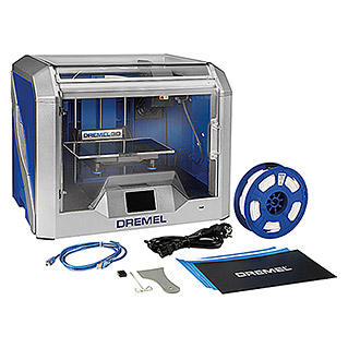 3D DRUCKER IDEA     BUILDER 3D40        DREMEL