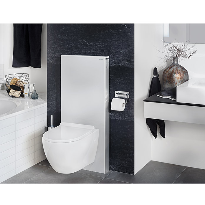 geberit monolith sanit rmodul f r wand wc 2 mengen. Black Bedroom Furniture Sets. Home Design Ideas