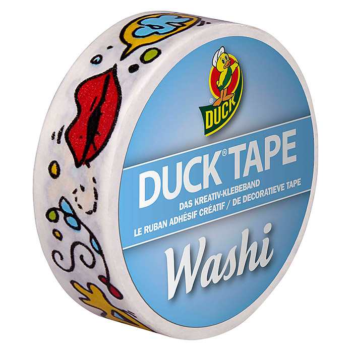 WASHI POP ART       15mmX10m             DUCKTAPE