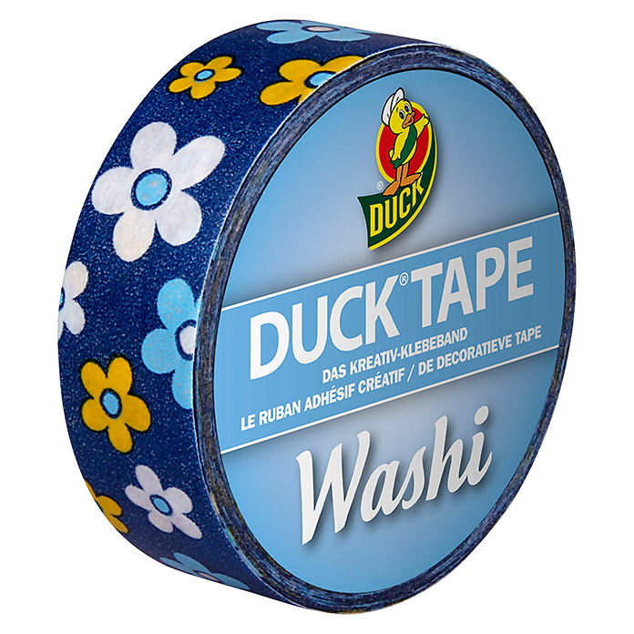 WASHI SEA OF BLOSSOM15mmX10m            DUCKTAPE