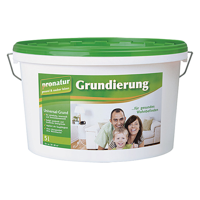 PRONATUR GRUNDIERUNG5 l                DECOTRIC