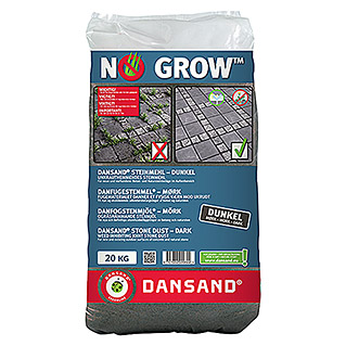 Dansand Steinmehl No Grow (Anthrazit, Fugenbreite: 1 - 20 mm)