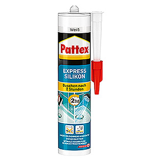Pattex Express-Silikon  (300 ml)