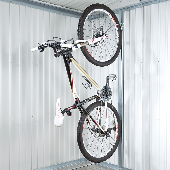 biohort fahrradhalter bikemax l nge 1 85 m geeignet f r. Black Bedroom Furniture Sets. Home Design Ideas