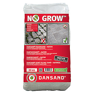 Dansand Fugensand No Grow (Sand/Neutral, Fugenbreite: 1 mm - 5 mm, 20 kg)