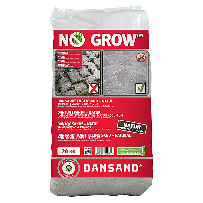 Dansand Fugensand No Grow  (Sand/Neutral)