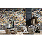 Vliestapete Authentic Walls (Bunt, Steinoptik, 10,05 x 0,53 m)