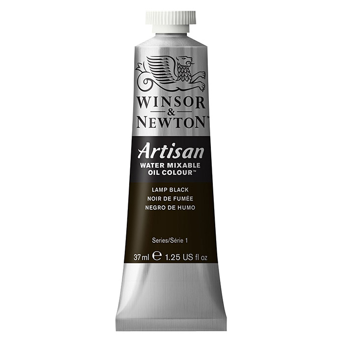 ARTISAN 37 ml LAMP  BLACK