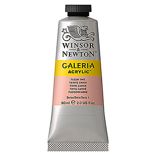 Winsor & Newton Galeria Acrylfarbe (Hautton, 60 ml, Tube)