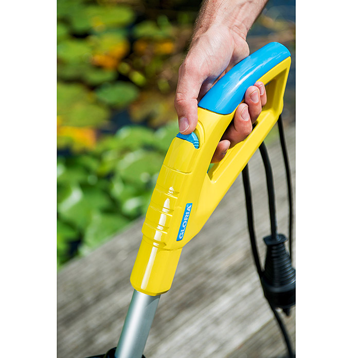 Gloria MultiBrush Bodenreinigungsbürste MultiBrush speedcontrol (500 W, 450 - 1.600 U/min)
