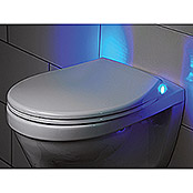 WC-SITZ SHINE M. LED+ABSENK.WEISS DUROPLPOSEIDON