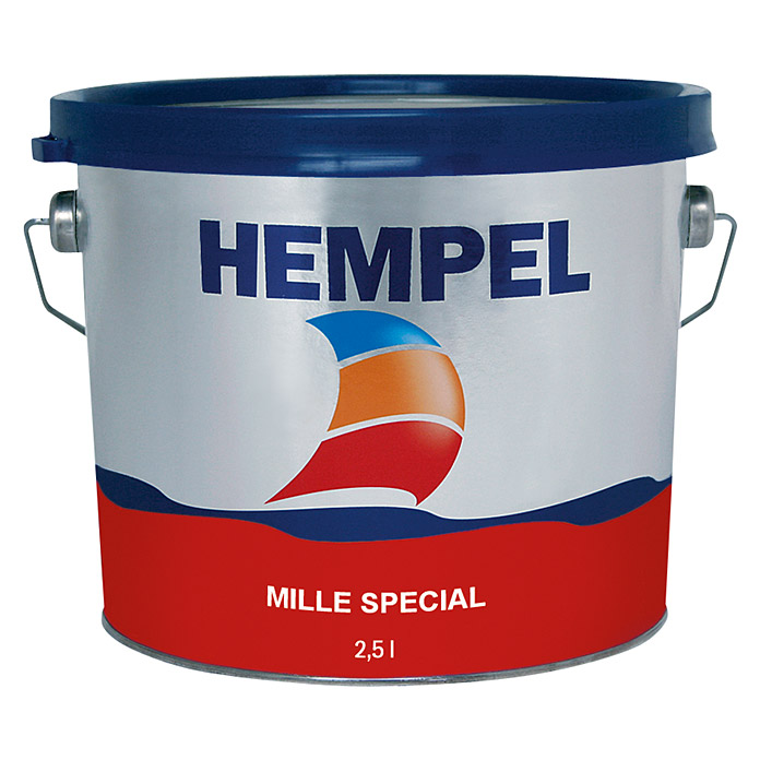 Hempel Antifouling Mille Special (Rot, 2,5 l)