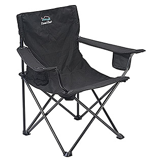 Westline Travel Chair (18 x 18 x 86 cm, Schwarz)