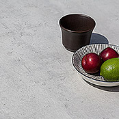 Resopal Garten-Tischplatte Vari Desk (160 x 90 cm, Resopal, Cloudy Cement)