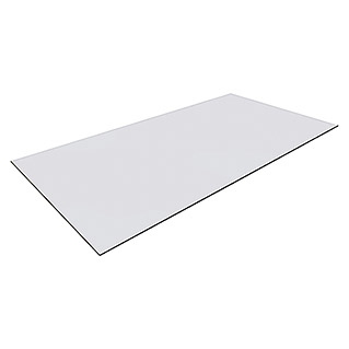 Resopal Garten-Tischplatte Vari Desk (215 x 100 cm, Resopal, Sugar White)