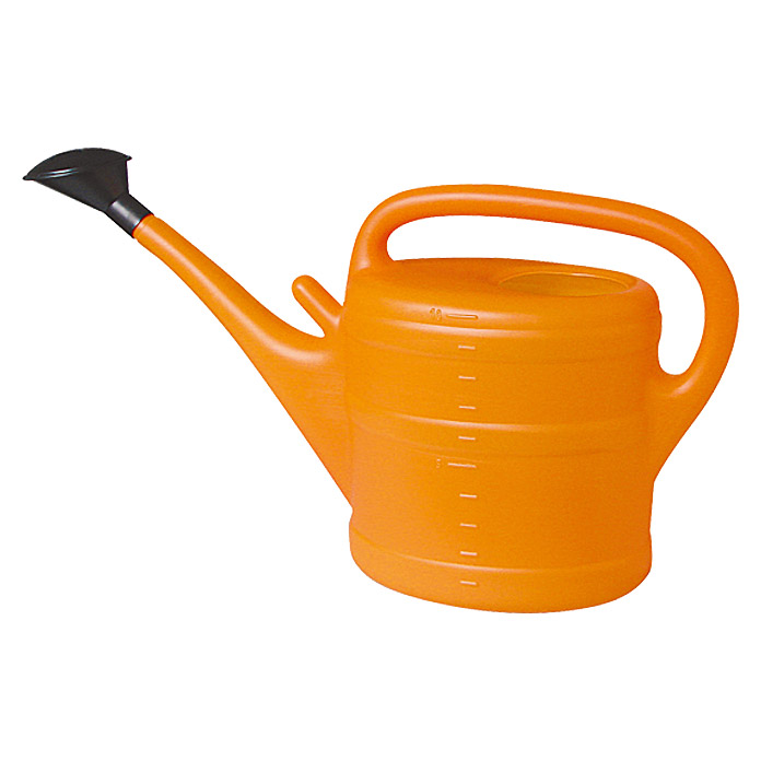 Geli Gießkanne  (Orange, 10 l)