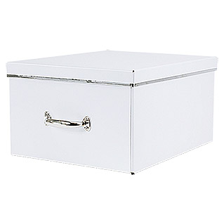 Storage-Box XL (Weiß)