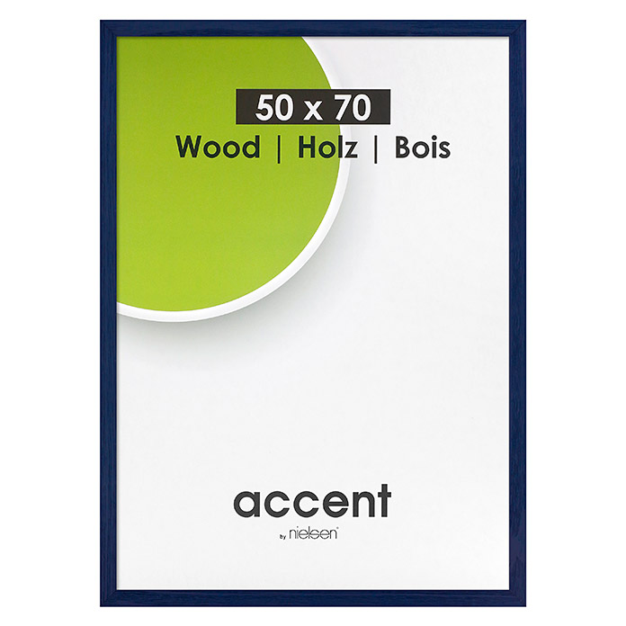 Accent Marco Magic (Azul, 50 x 70 cm, Madera) | BAUHAUS