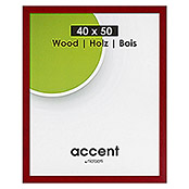 Accent Bilderrahmen Magic (Rot, 40 x 50 cm, Holz)