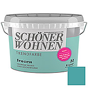 sch ner wohnen wand deckenfarbe trendfarbe frozen 1 l matt bauhaus. Black Bedroom Furniture Sets. Home Design Ideas