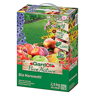 Gardol Pure Nature Bio-Hornmehl (2,5 kg)