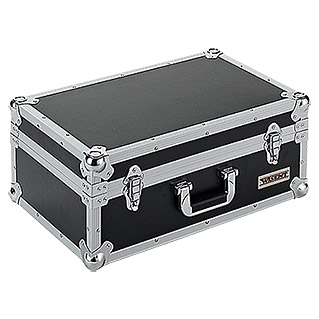 Wisent Musik- & Transportbox Musik-Case (M, 565 x 355 x 230 mm, 40 l)