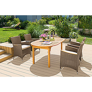 Sunfun Elements Elena Dining-Set