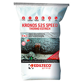 Thermo-Estrich Kronos Speed 525 (50 l, Körnung: 2 mm)