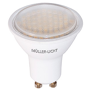 LED GU10  3W        60LED'S  SMD W-FLOOD