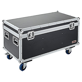 Wisent Musik- & Transportbox Musik-Case (XXL, 1.020 x 520 x 430 mm, 210 l)