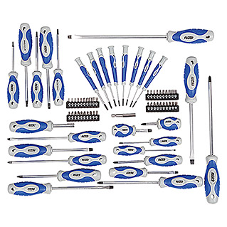 Alpha Tools Schraubendreher-Set  (70-tlg.)